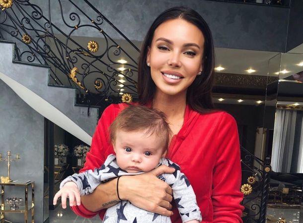 Дочь Оксаны Самойловой и Джигана съехала от родителей