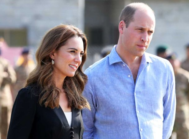 Принц Уильям и Кейт Миддлтон впервые за долгое время отправились в отпуск