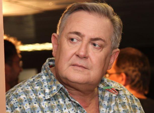 Юрий Стоянов исполнит главную роль в новом комедийном телесериале