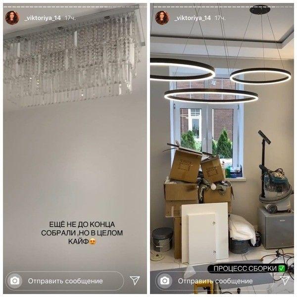 Виктория Романец впервые показала роскошный ремонт в доме