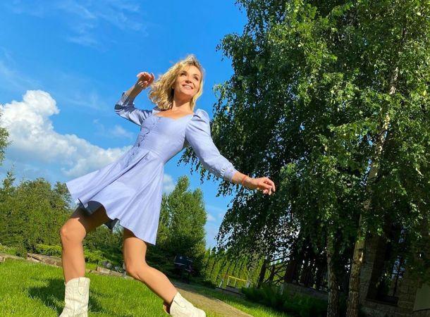 Полину Гагарину сняли с Димой Биланом после развода