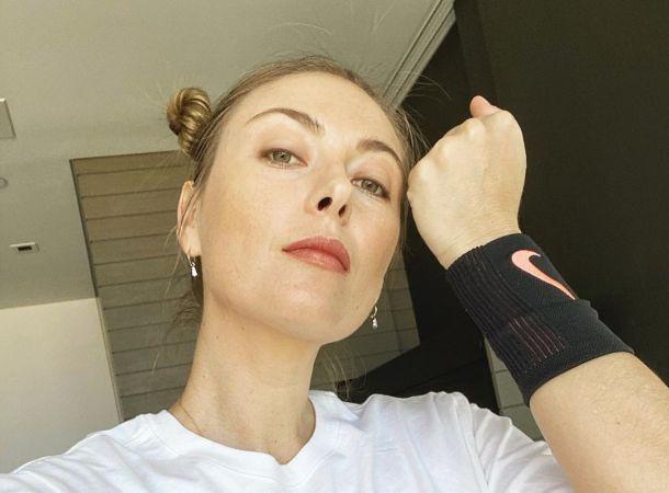 Завершившая карьеру Мария Шарапова похудела и похорошела