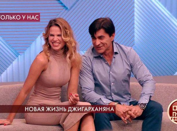 Ольга Казаченко рассказала, каких девушек предпочитает Степан Джигарханян