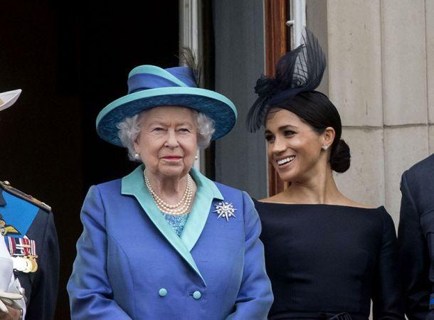 Королевская семья приготовила неприятный сюрприз на день рождения Меган Маркл