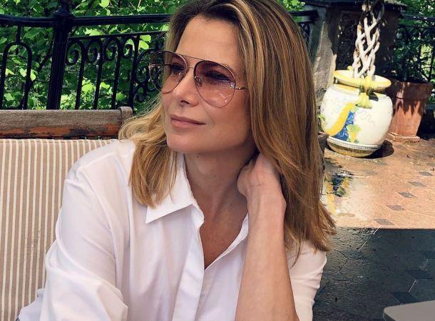 Юлия Высоцкая показала, как выглядела в 20 лет