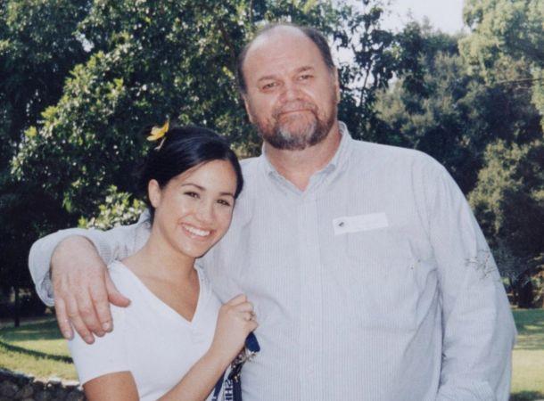 Отец перестал доверять Меган Маркл после прочтения книги о ней