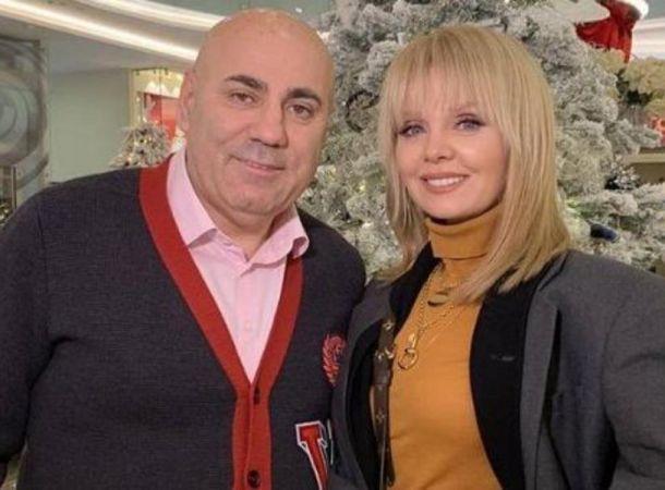 Валерия и Иосиф Пригожин улетели отдыхать на Северный Кавказ