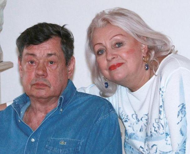 Людмила Поргина уехала в Сочи с другом покойного Караченцова