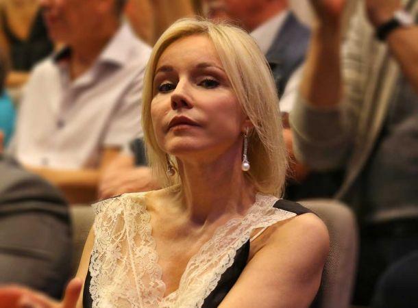 Марина Зудина прояснила слухи о романе с Андреем Смоляковым