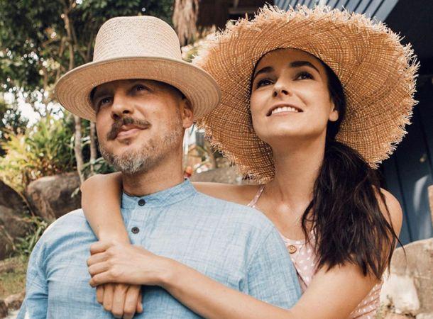 Ирена Понарошку отправилась отдыхать с мужем после развода