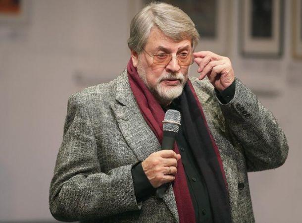 Александр Ширвиндт устроил аварию, нарушив ПДД
