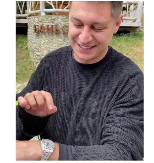 Филипп Киркоров сделал Давиду Манукяну роскошный подарок