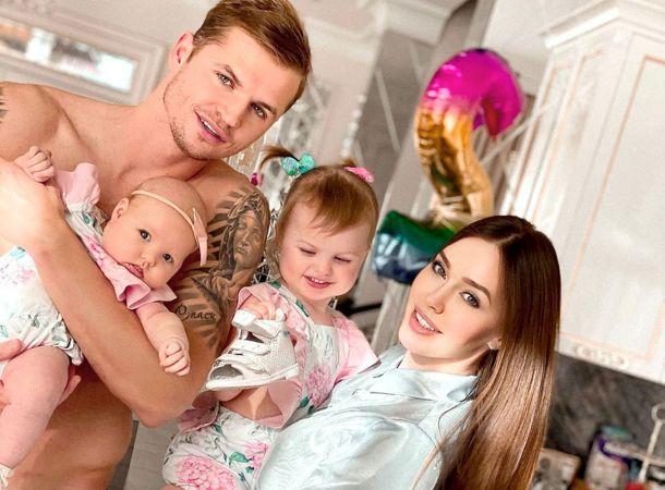 Дмитрий Тарасов подарил дочери собаку