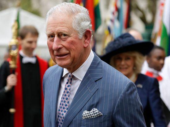 Принц Чарльз рассказал, что он думает о Меган Маркл