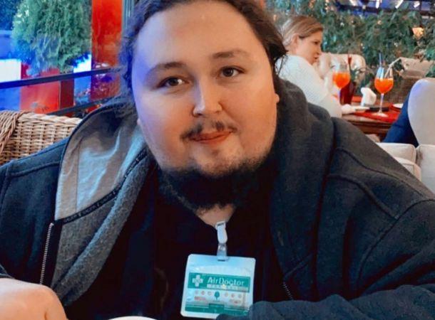 """""""Для зоопарка гожусь"""": Сын Никаса Сафронова отказался толстеть до 250 кг"""