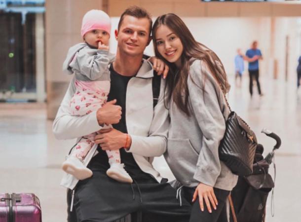 Анастасия Костенко призналась, что не отпустит мужа отдыхать с друзьями