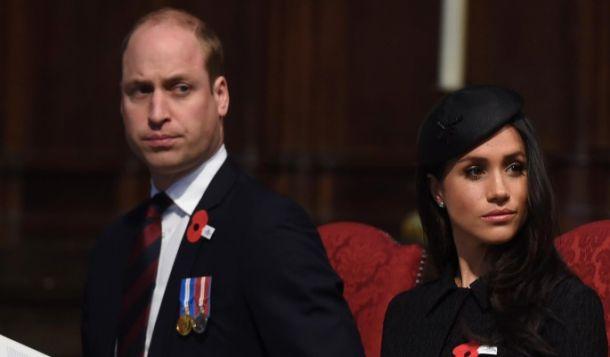 Появились детали первой встречи Меган Маркл и принца Уильяма