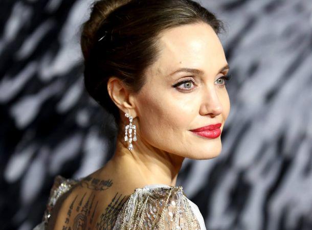 Анджелина Джоли готовится к переезду из США