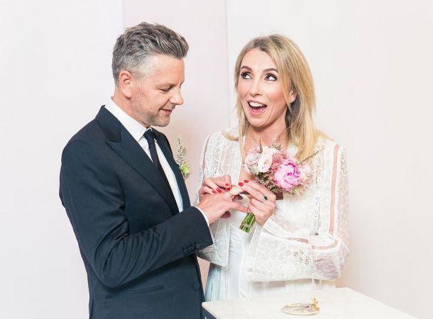 Светлана Бондарчук раскрыла детали прошедшей свадьбы с Сергеем Харченко