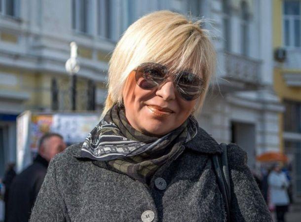 В Москве простились с Валентиной Легкоступовой