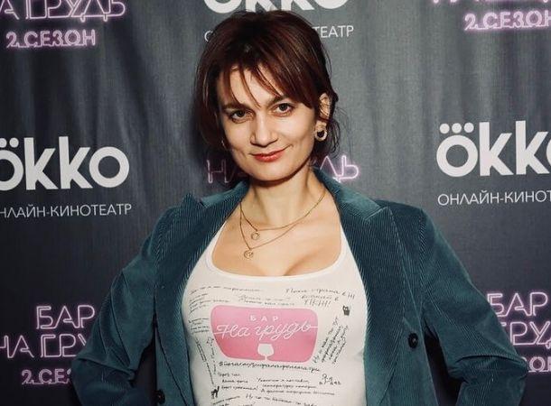 У актрисы Ирины Вилковой отошли воды после задержания полицией