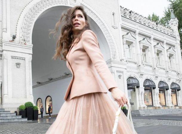 Полина Аскери развелась с бизнесменом Борисом Белоцерковским