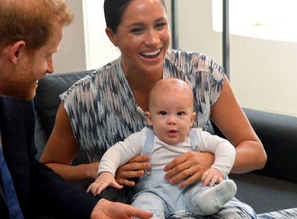 Сыну Меган Маркл и принца Гарри придется спрашивать разрешение на женитьбу