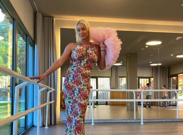 Анастасия Волочкова рассекретила локацию свадебного путешествия