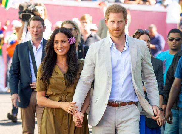 Меган Маркл и принц Гарри планируют сняться в сериале