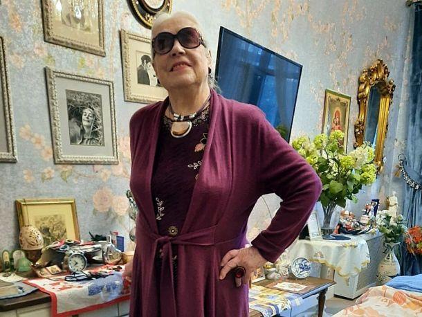 Лидия Федосеева-Шукшина феноменально похудела на фоне стресса