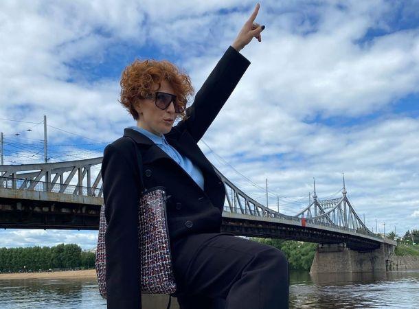 Яна Чурикова призналась, что весила 100 кг