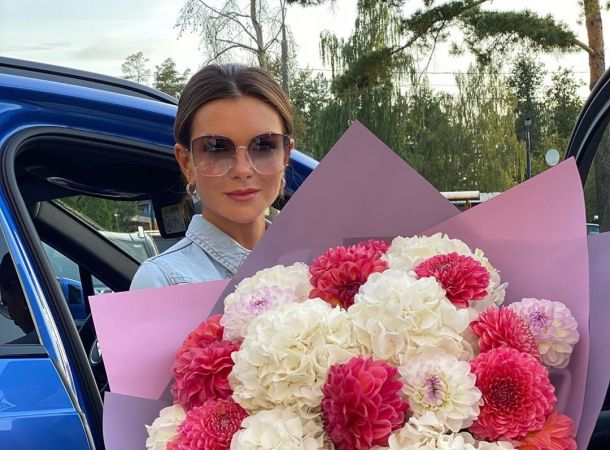 Катя Жужа сбросила 20 кг через месяц после родов