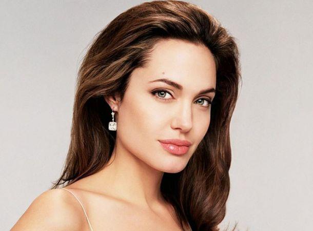 Анджелина Джоли равнодушно отреагировала на новый роман Брэда Питта