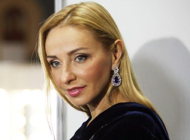Татьяна Навка опровергла слухи о беременности