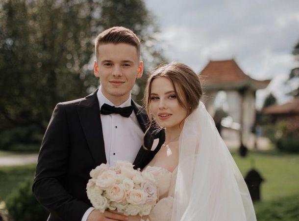 Сын Валерии устроил второй день свадьбы на природе