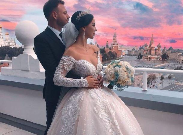 Валерий Блюменкранц и Анна Левченко узаконили отношения
