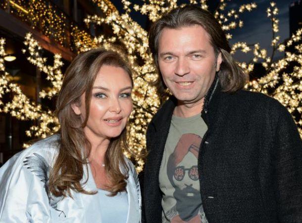 57-летняя жена Дмитрия Маликова выглядит моложе дочери