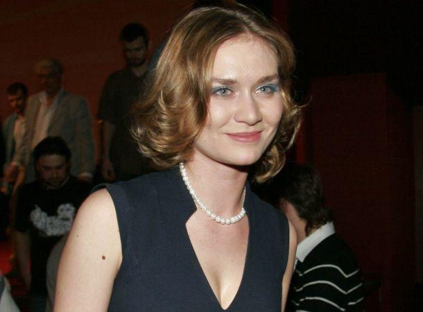 Мария Машкова не хотела становиться актрисой