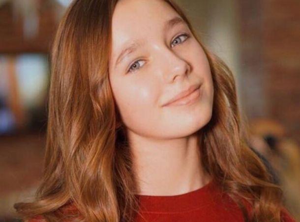 Повзрослевшая дочь Юлии Началовой стала красоткой