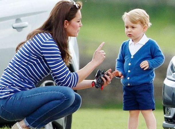Кейт Миддлтон прививает 7-летнему сыну любовь к охоте