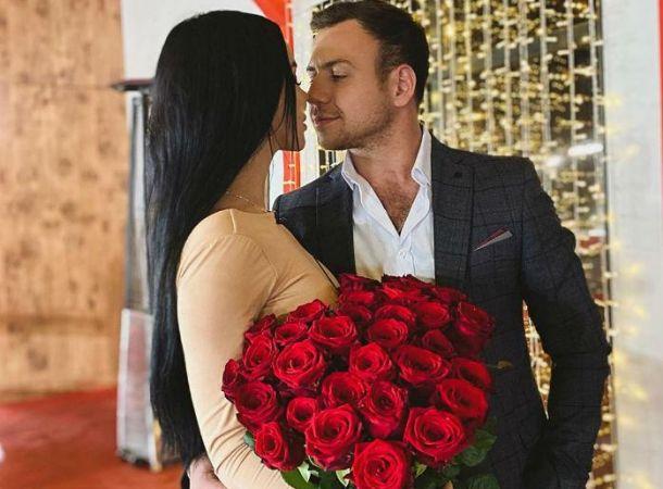 Валерий Блюменкранц и Анна Левченко опубликовали первое видео со свадьбы
