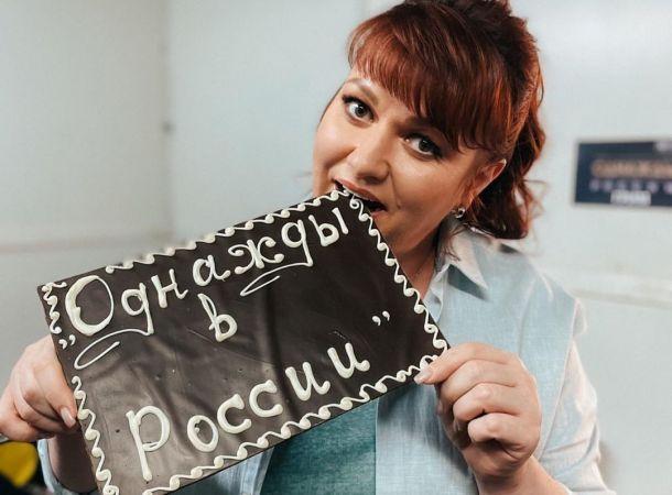 Ольга Картункова снова поправилась после радикального похудения