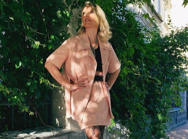 Ксения Собчак обвинили мать в том, что не контактирует с родной сестрой