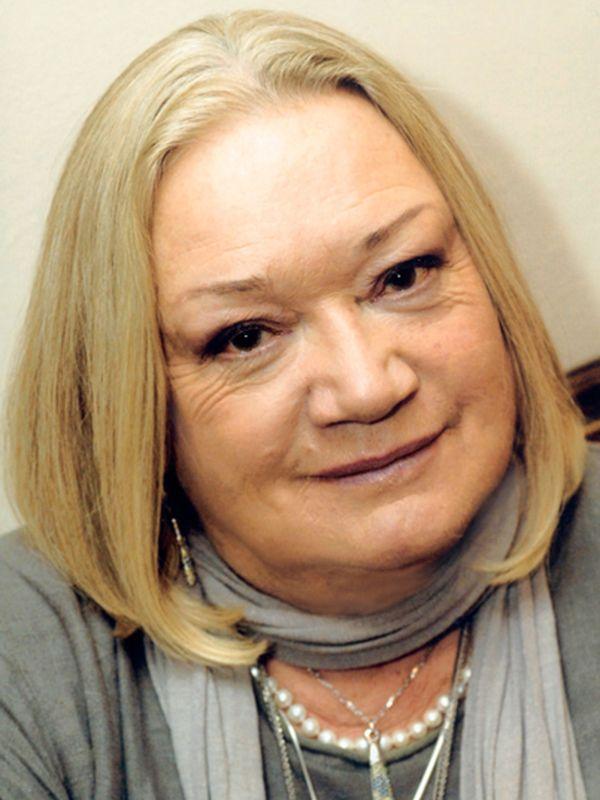 Людмила Полякова потеряла сознание на прощании с Борисом Клюевым