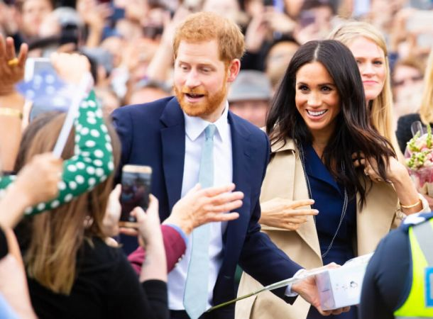 Пирс Морган принизил принца Гарри и Меган Маркл из-за их контракта с Netflix