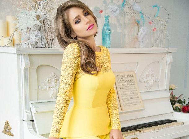 Юлия Барановская провела премию с Артемом Аршавиным