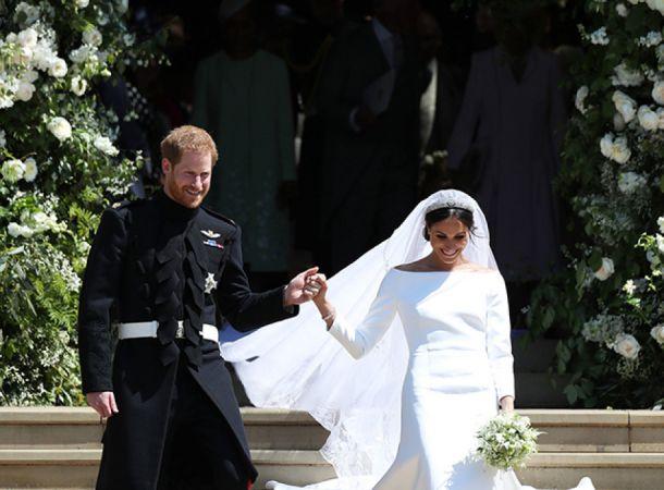 Выяснилось, на что принц Гарри жаловался Меган Маркл в день их свадьбы