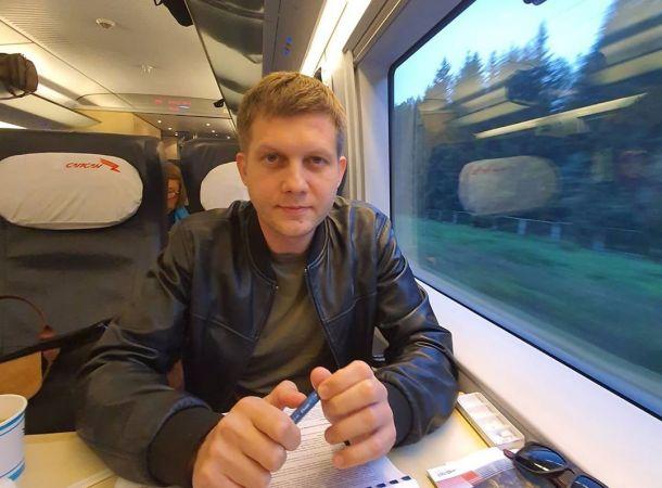 Борис Корчевников растрогал фанатов нежным фото с молодой ведущей