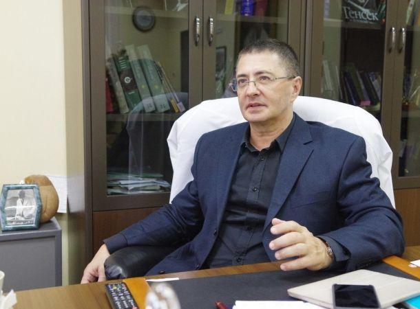 Александр Мясников предрек беды нежелающему признавать вину Михаилу Ефремову