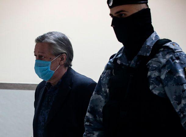 Михаил Ефремов признан судом виновным по делу о смертельном ДТП